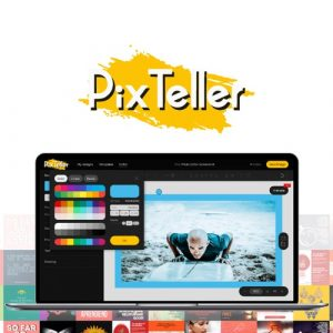Buy Software Apps PixTeller Lifetime Deal header