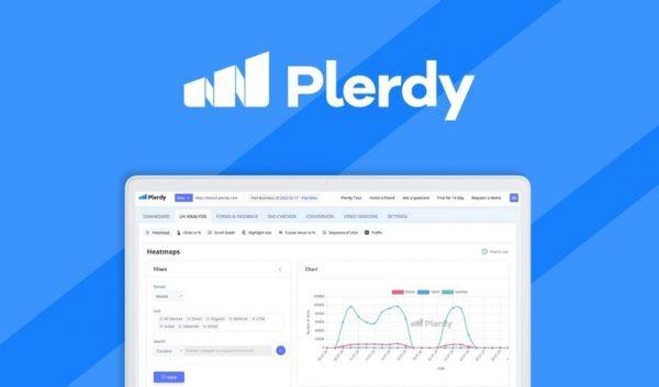 Buy Software Apps Plerdy Lifetime Deal header
