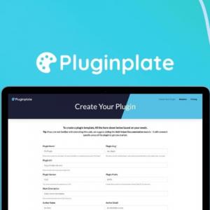 Buy Software Apps Pluginplate Lifetime Deal header