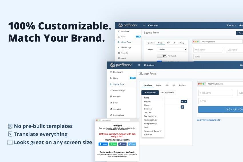 Buy Software Apps Prefinery WordPress Plugin Lifetime Deal content 1