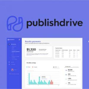 Buy Software Apps PublishDrive Lifetime Deal header