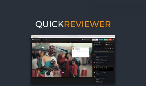 Buy Software Apps QuickReviewer Lifetime Deal header