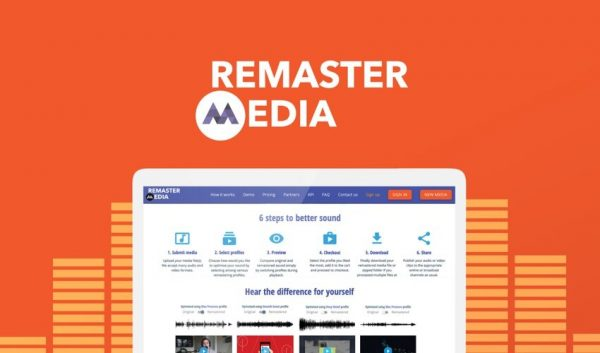 Buy Software Apps ReMasterMedia Lifetime Deal header