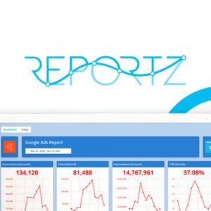 Buy Software Apps Reportz Lifetime Deal header