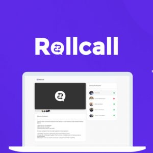 Buy Software Apps Rollcall Lifetime Deal header