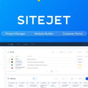 Buy Software Apps Sitejet Lifetime Deal header