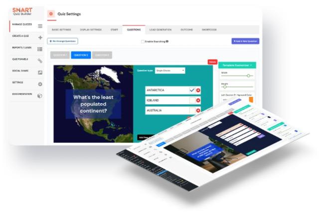 Buy Software Apps Smart Quiz Builder Lifetime Deal content 2