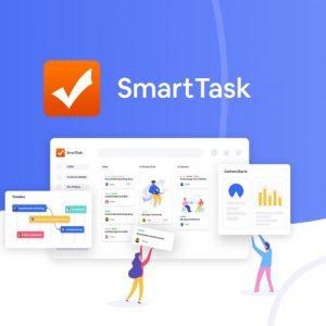 Buy Software Apps SmartTask Lifetime Deal header
