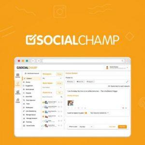 Buy Software Apps Social Champ Lifetime Deal header