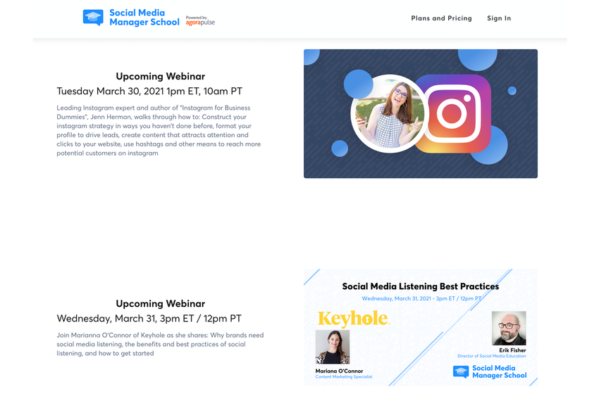Buy Software Apps Social Media Manager School Lifetime Deal content 3