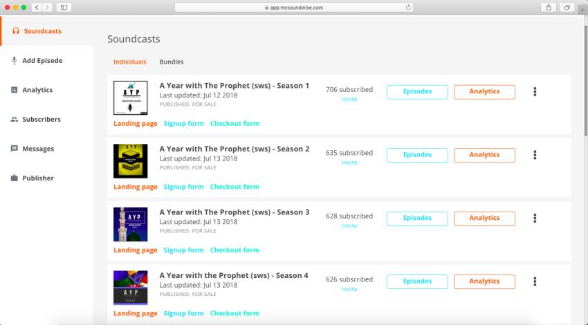 Buy Software Apps Soundwise Lifetime Deal content 1