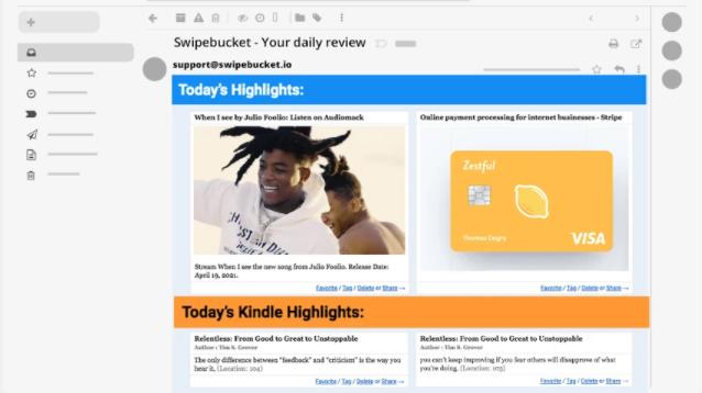 Buy Software Apps Swipebucket Lifetime Deal content 5
