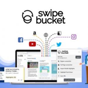 Buy Software Apps Swipebucket Lifetime Deal header