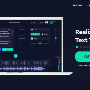 Buy Software Apps Talkia Voiceover header