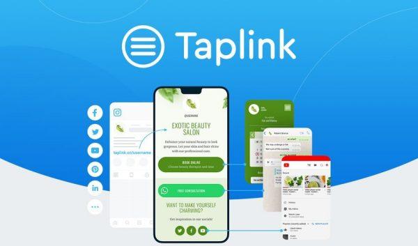 Buy Software Apps TapLink Lifetime Deal header