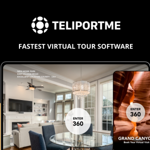 Buy Software Apps TeliportMe Virtual Tours Lifetime Deal header
