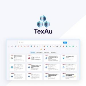 Buy Software Apps TexAu Lifetime Deal header