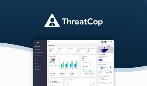 Buy Software Apps ThreatCop Lifetime Deal header