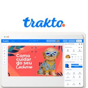 Buy Software Apps Trakto Lifetime Deal header
