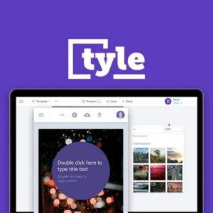Buy Software Apps Tyle Lifetime Deal header