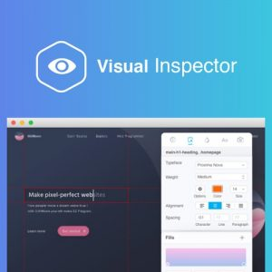 Buy Software Apps - Visual Inspector header