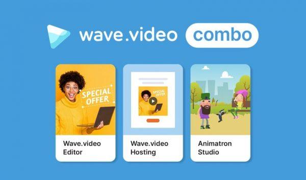 Buy Software Apps Wave video Lifetime Deal header