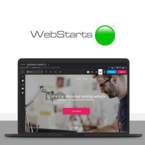 Buy Software Apps WebStarts Lifetime Deal header