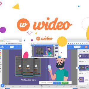 Buy Software Apps Wideo Lifetime Deal header