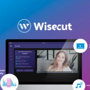 Buy Software Apps Wisecut Lifetime Deal header