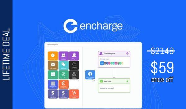 Buy Software Apps encharge Lifetime Deal header