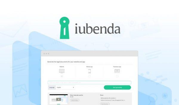 Buy Software Apps iubenda Lifetime Deal header